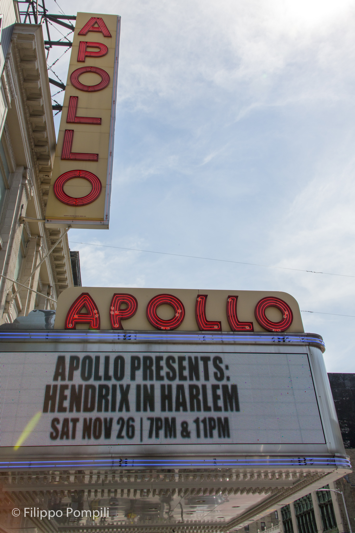 Apollo Theater - Foto Filippo Pompili
