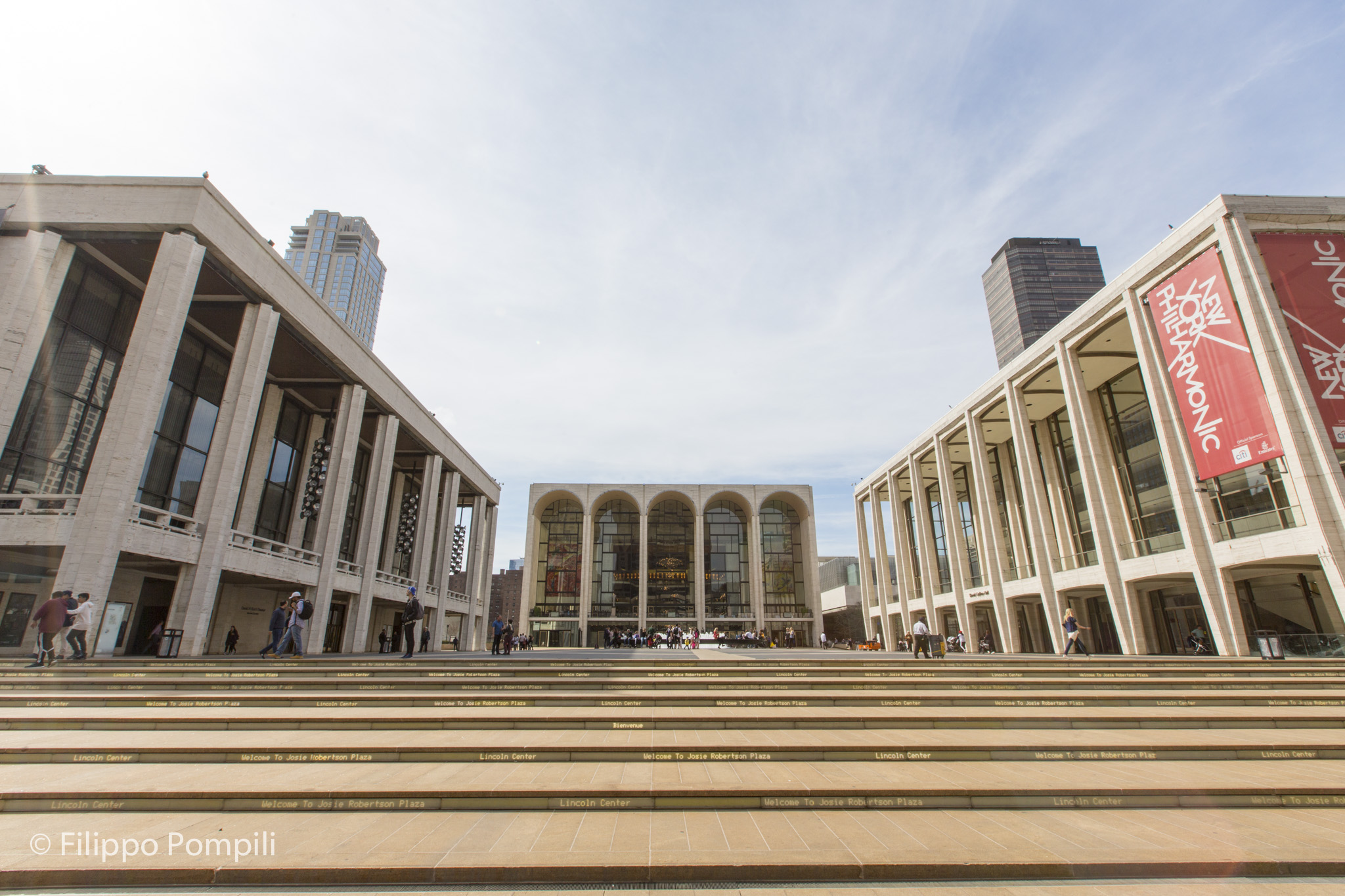 Lincoln Center for the Performing Arts - Foto Filippo Pompili