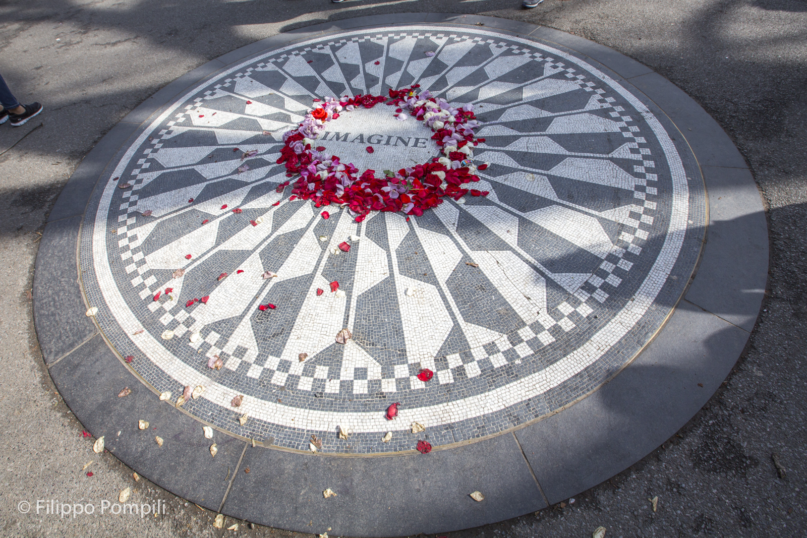 Strawberry Fields Memorial - Foto Filippo Pompili